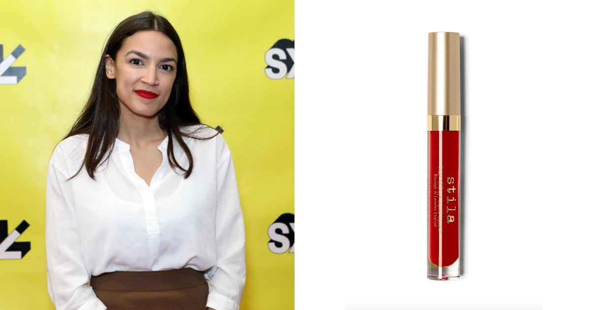 I Spent All Day Wearing AOC's Go-To Lip Color, and Now I See Why It's Her Favorite.jpg