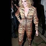Molly Sims as a Tiger