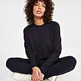 Lou&Grey Signaturesoft Plush Upstate Sweatpants and Signaturesoft Plush Upstate Sweatshirt