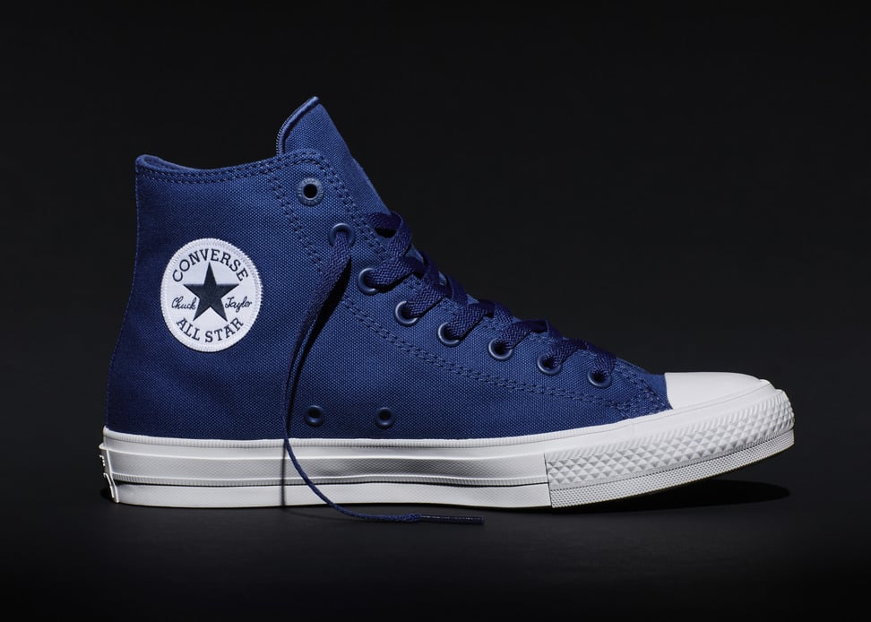 6aed198c975 Chuck Taylor All Star II Hi Top in Sodalite Blue (£60)