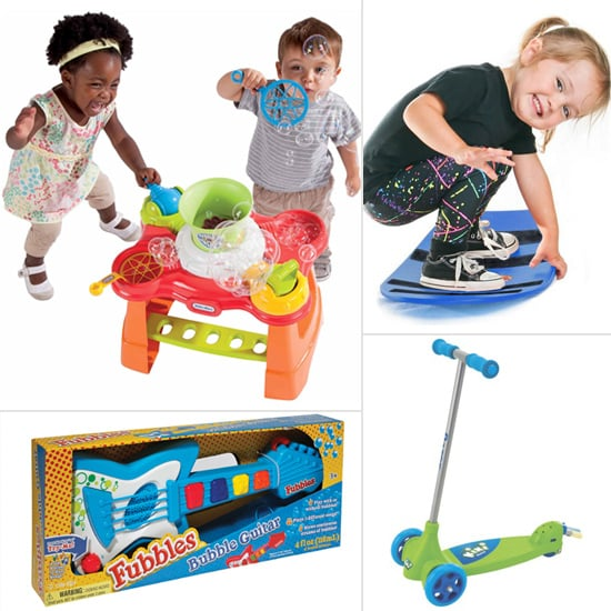 The Great Outdoors: 8 Outdoor Toys Just in Time For Warmer Weather