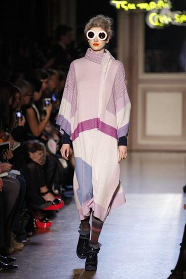Fall 2011 Paris Fashion Week: Tsumori Chisato