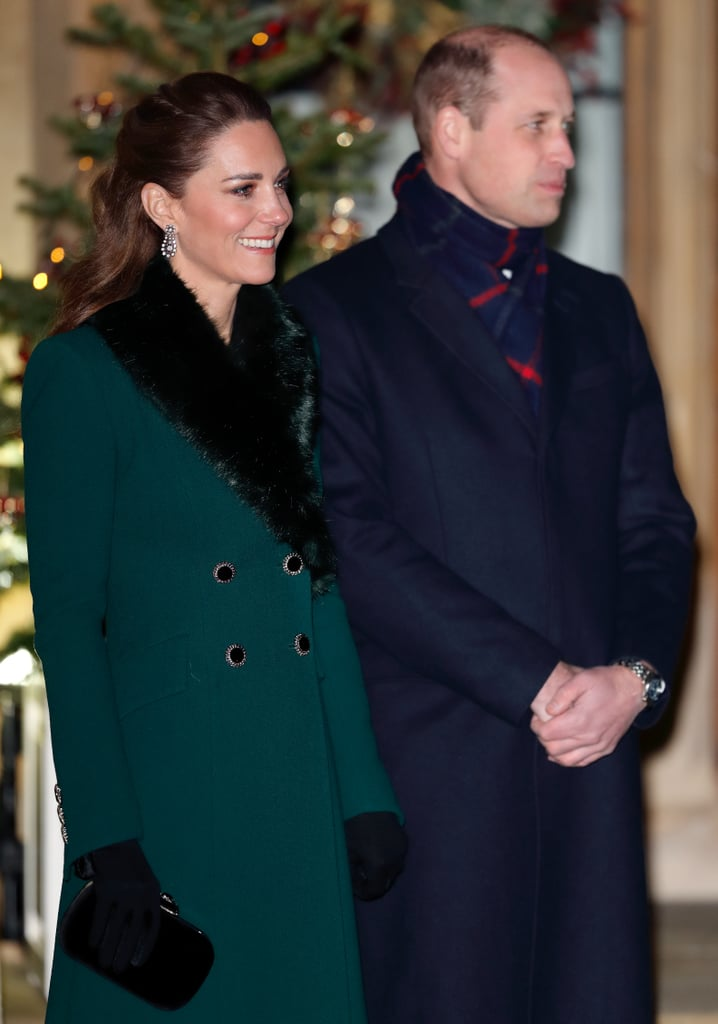 Prince William and Kate Middleton UK Royal Train Tour Photos