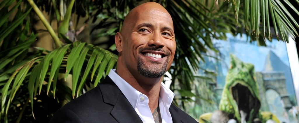 20 Dwayne Johnson GIFs That Will Make You Experience Thirst Like Never Before