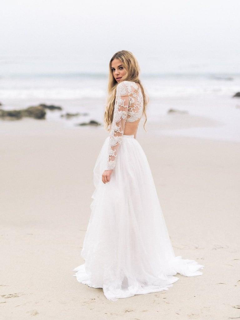 Boho and Mermaid Bridal Gowns