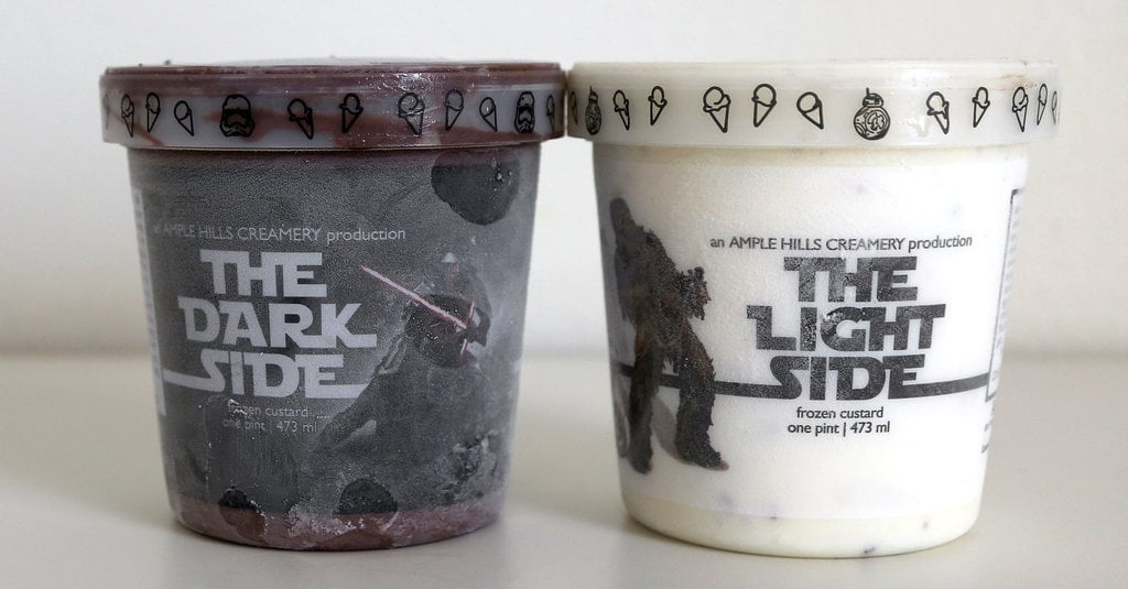 Eat your heart out with Star Wars-themed food.