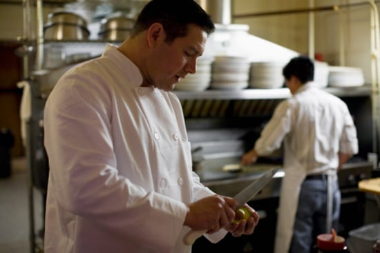 Does Star Chefdom Affect a Restaurant Kitchen?
