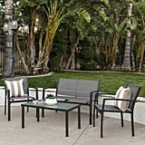 Best Choice Products 4-Piece Conversation Furniture Set
