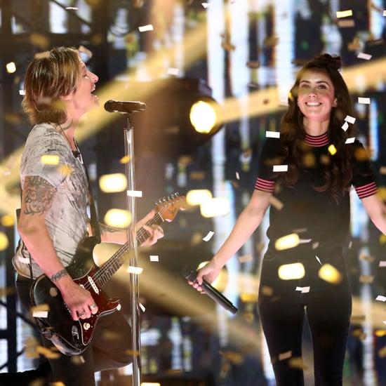 Keith Urban ARIA Awards Performance