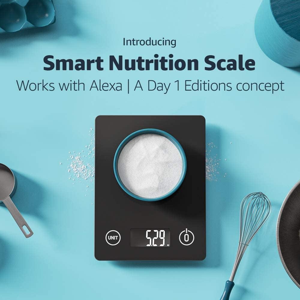Smart Nutrition Scale