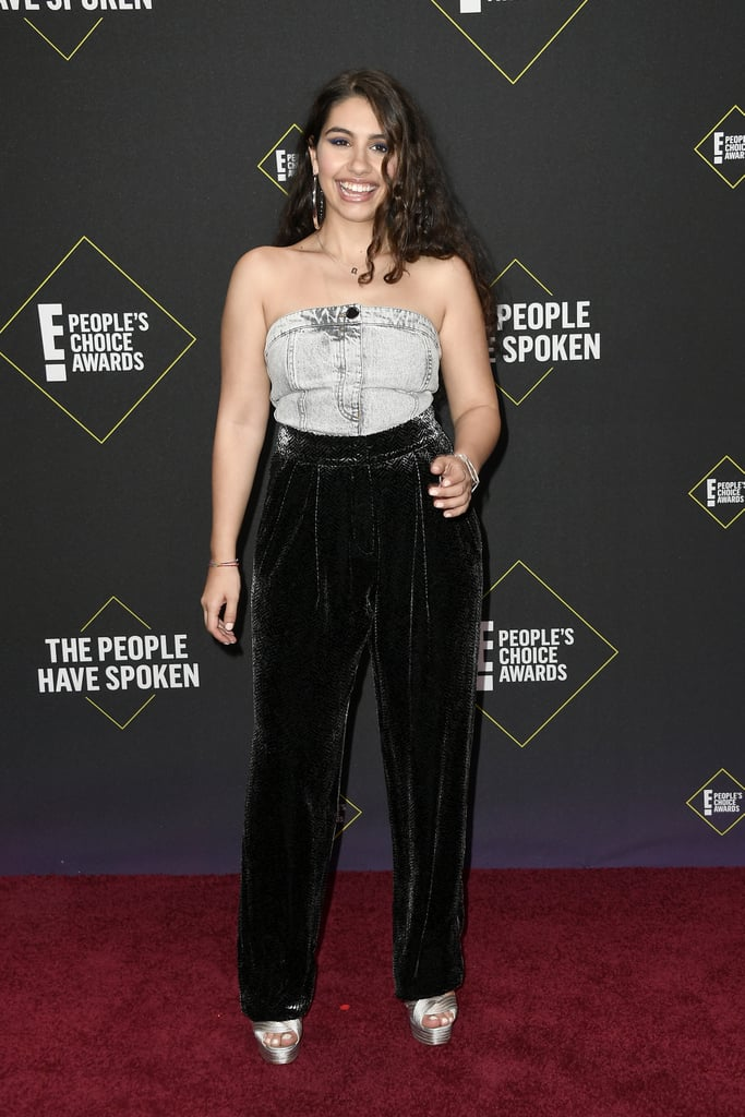 Alessia Cara at the 2019 People's Choice Awards