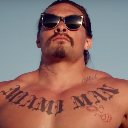 The Bad Batch Trailer With Jason Momoa