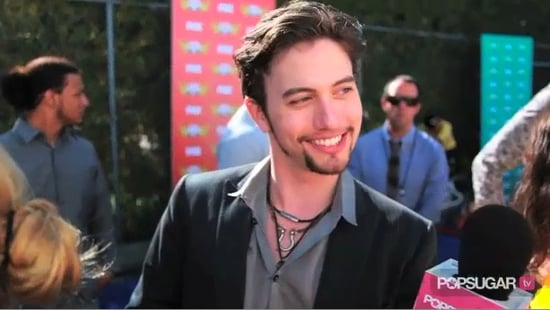 Video of Jackson Rathbone at the 2010 Teen Choice Awards