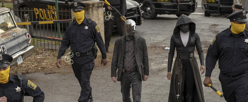 Where to Watch HBO's Watchmen TV Show in the UK
