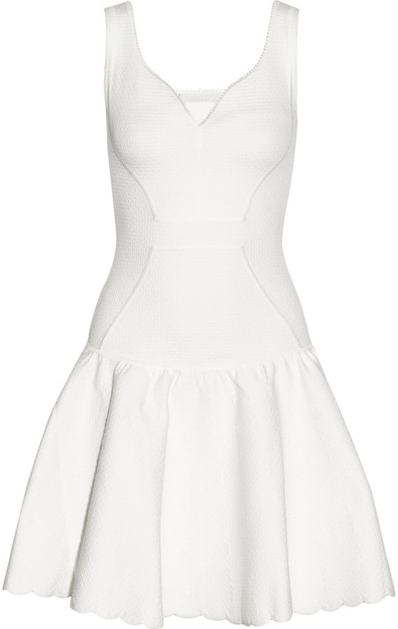 Antonio Berardi White Dress