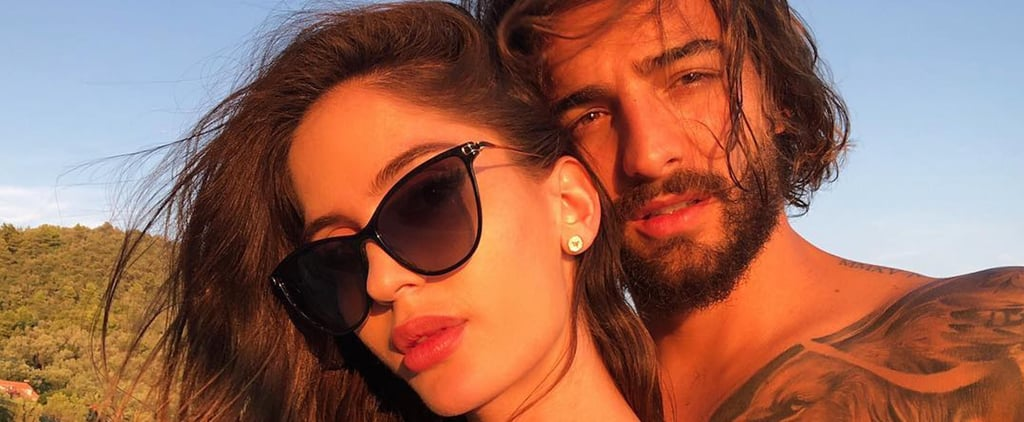 Maluma and Girlfriend Natalia Barulich Pictures
