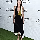 Camille Rowe at the Amazon Prime Video Post-Emmy Awards Party 2019
