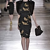2011 Fall Paris Fashion Week: Miu Miu