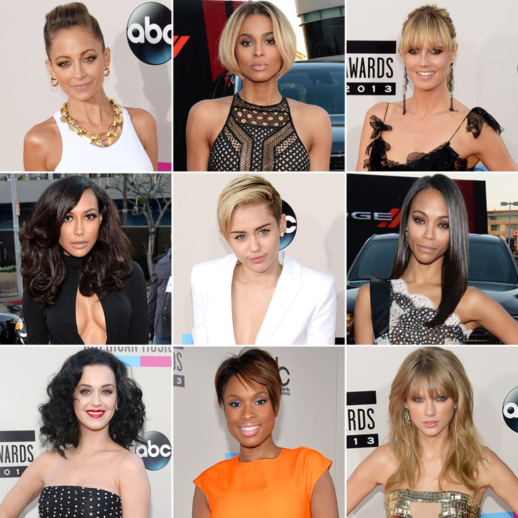 Who Wore What at the American Music Awards