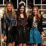 Brooklyn Decker Ends a Sad Day on a Fun Note With Jessica Chastain and Hailee Steinfeld