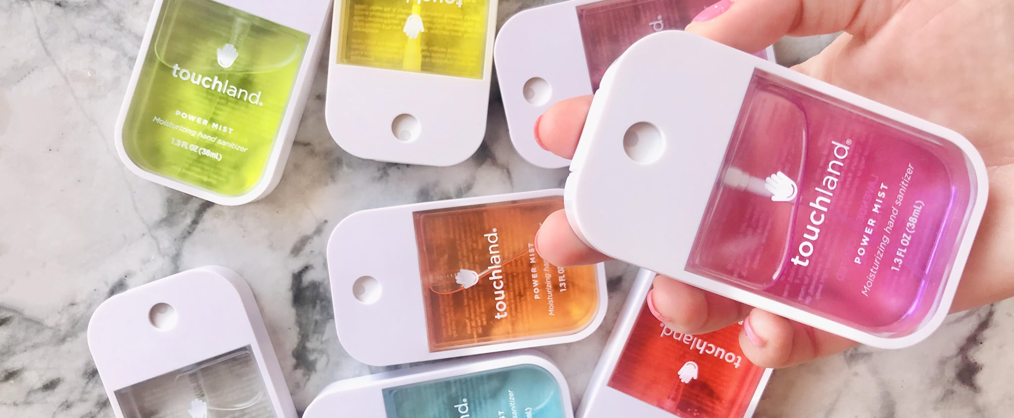 Touchland Hand Sanitizer Review   2021