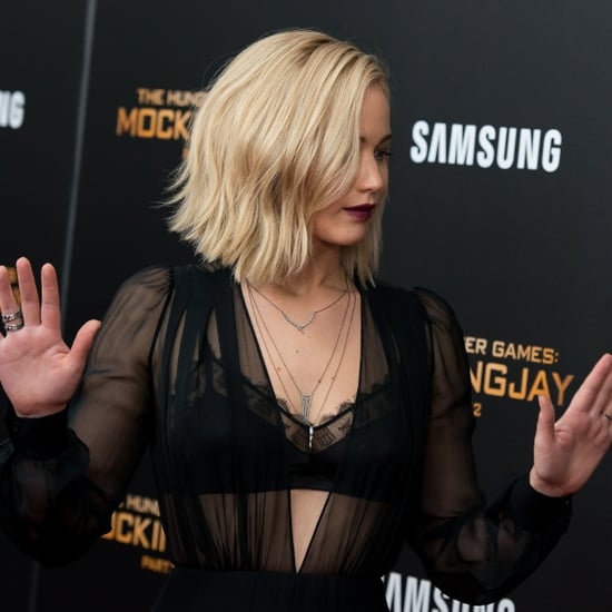 Jennifer Lawrence's Embarrassing Fashion Moment