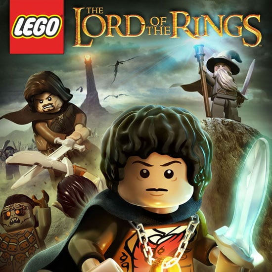 Lord of the Rings Lego Video Game Video and Pictures