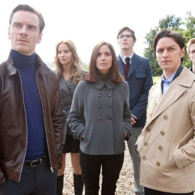 X-Men: First Class Movie Review Starring James McAvoy, Michael Fassbender, Jennifer Lawrence