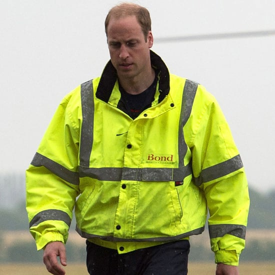Prince William Talks About Being an Air Ambulance Pilot 2016