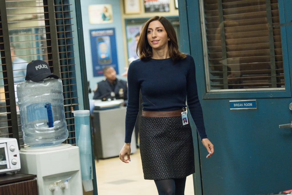 "After five seasons, Chelsea Peretti is leaving Brooklyn Nine-Nine. The actress, who plays receptionist Gina Linetti on the hit cop comedy, announced the sad news via Twitter on Wednesday. ""I won't be doing a full season of Brooklyn Nine Nine in Season 6. But that doesn't mean I won't ever be back, winky face emoji, heart emoji,"" she wrote, before thanking fans of the show for ""the hours you spent watching Gina be Gina."" Brooklyn Nine-Nine was canceled by Fox in May, and the backlash was swift: fans of the show were in a rage, and just one day after its cancellation, the series was renewed for a sixth season on NBC. While Peretti didn't explain her reasons for leaving the show, she did repost the letter that Emmy Rossum recently wrote to announce her departure from Showtime's Shameless. ""Perhaps Emmy Rossum said it best when she wrote about Shameless,"" she tweeted, adding, ""I bolded the extra relevant parts in her quote below."" Keep reading for Chelsea Peretti's tweets, as well as a few of her best photos as Gina.      Related:                                                                                                           6 Things to Know About Chelsea Peretti, Your Favorite Funny Lady"