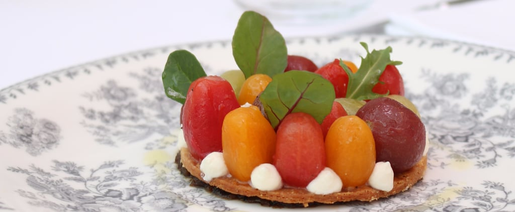 NYC's Le Cirque Has Opened in Dubai and They're Bringing This Goat Cheese & Tomato Tart With Them