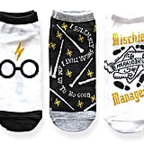 Harry Potter 5 Pack Ankle Socks