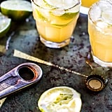 Pineapple Lime Beer Margarita