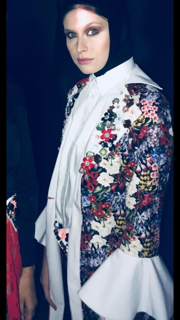 Fllumae Arab Fashion Week Interview