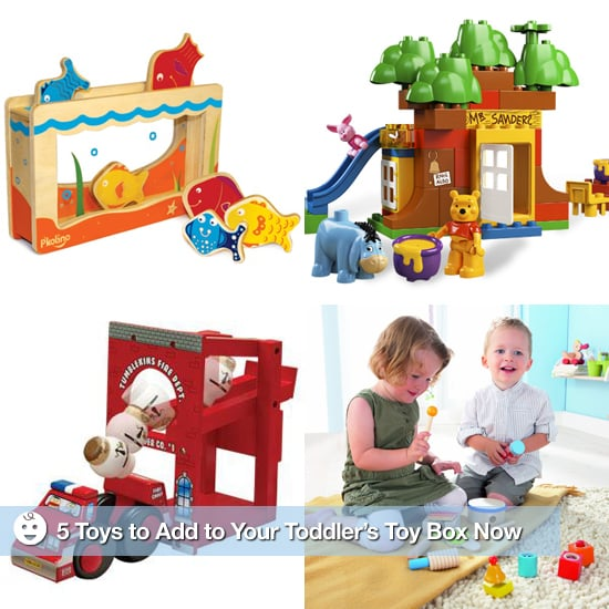 New Toys For Toddlers