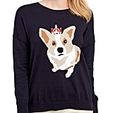 Crowned Corgi Sweater
