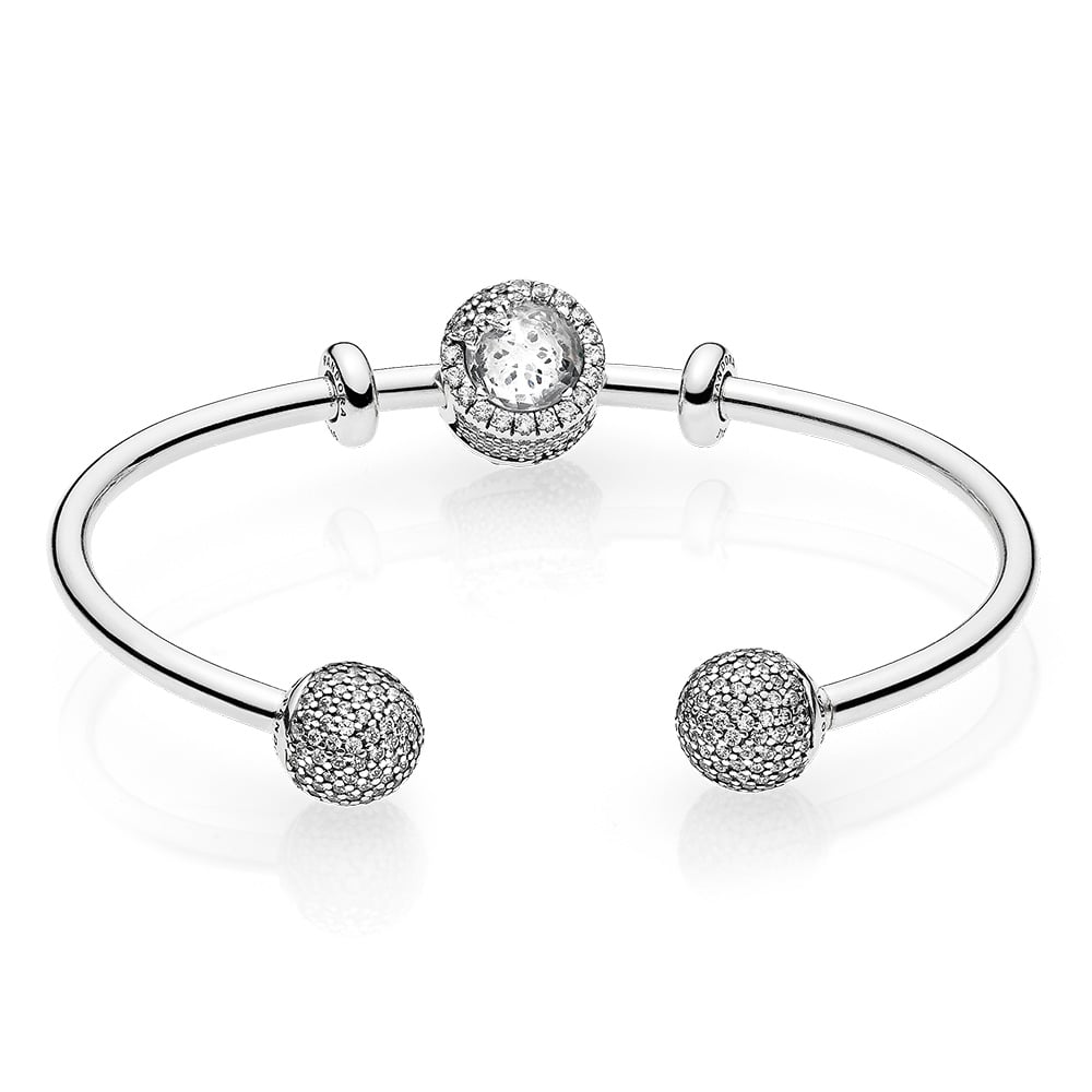 Moments Open Bangle, from $99.