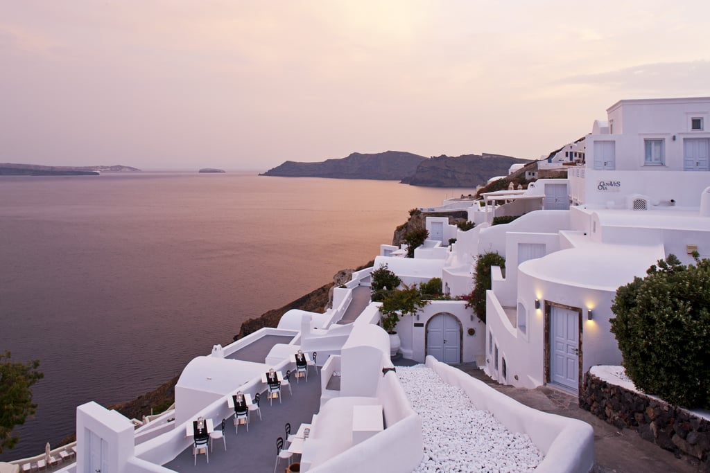 How to Make the Most of 24 Hours in Santorini, Greece — Without Leaving the Hotel