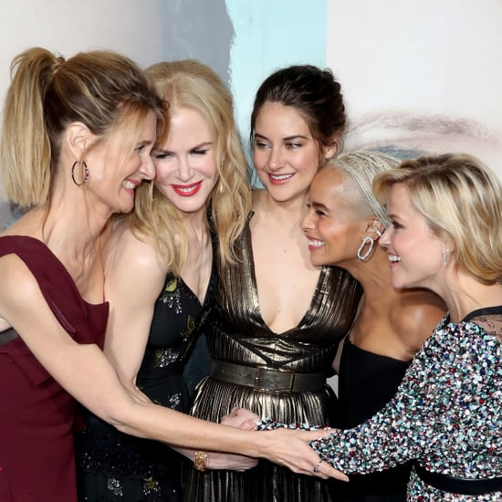 The Big Little Lies Cast Hanging Out Pictures