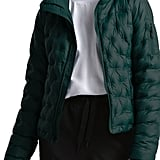 The North Face Holladown Water Repellent 550-Fill Power Down Crop Jacket