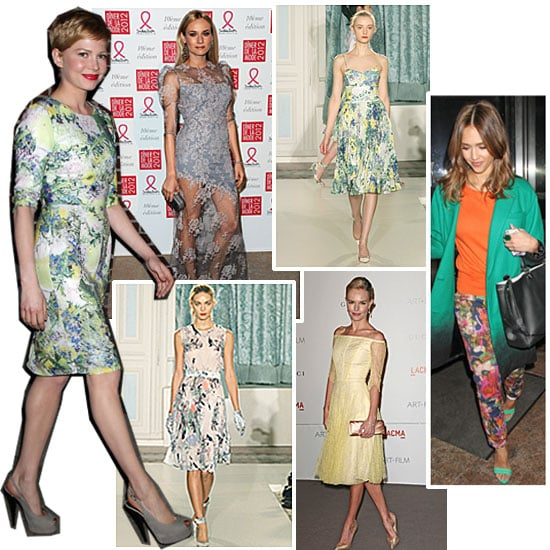 Celebrities Wearing Erdem