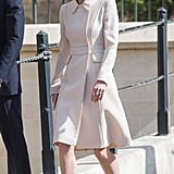 Kate Middleton Catherine Walker Coat