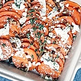 Slow-Cooker Sweet Potatoes With Blue Cheese