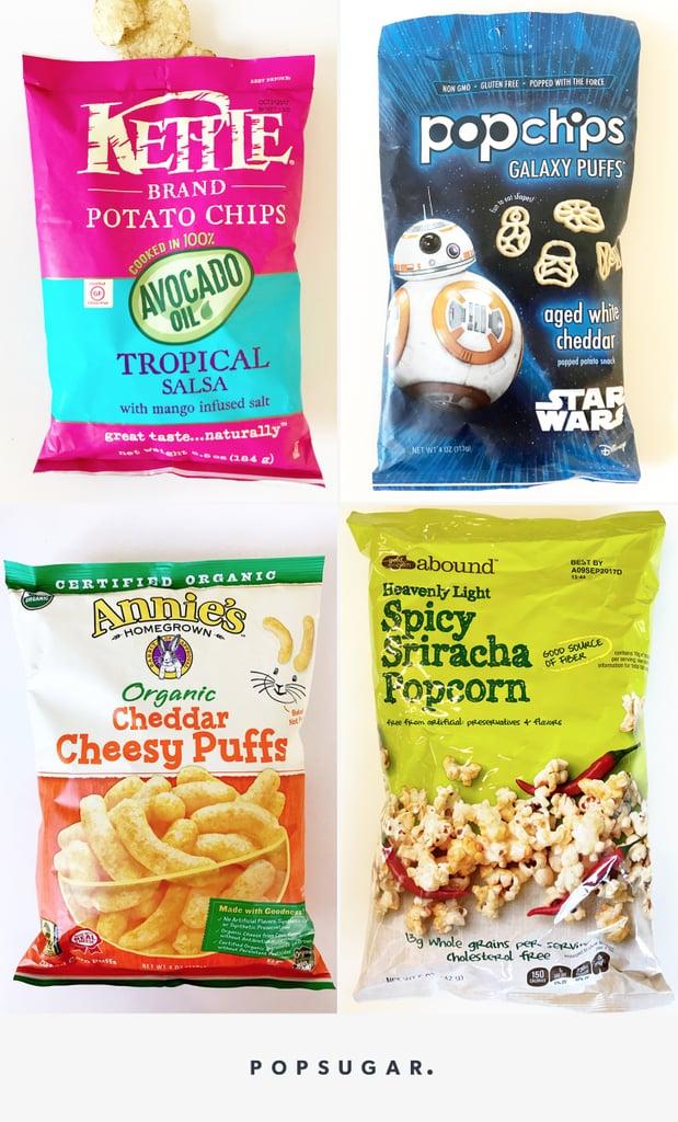 Best New Snacks 2017