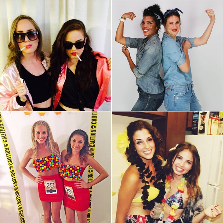 Last,Minute Costume Ideas For Best Friends