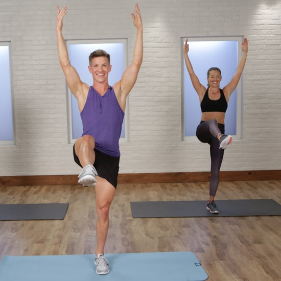 30-Minute Fast-Paced Pilates Workout