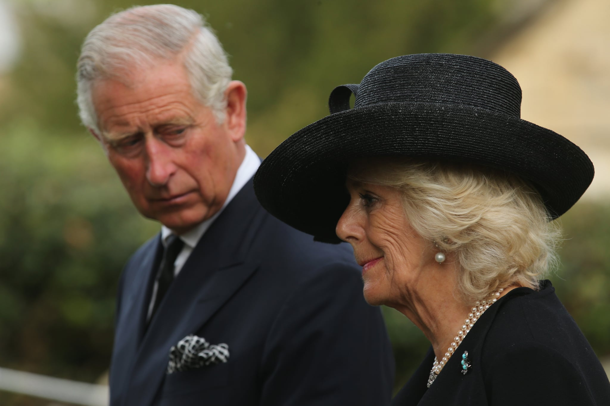 prince harry and camilla parker bowles relationship