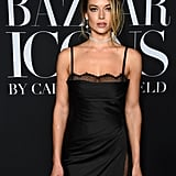 Hannah Ferguson at the Harper's Bazaar ICONS Party