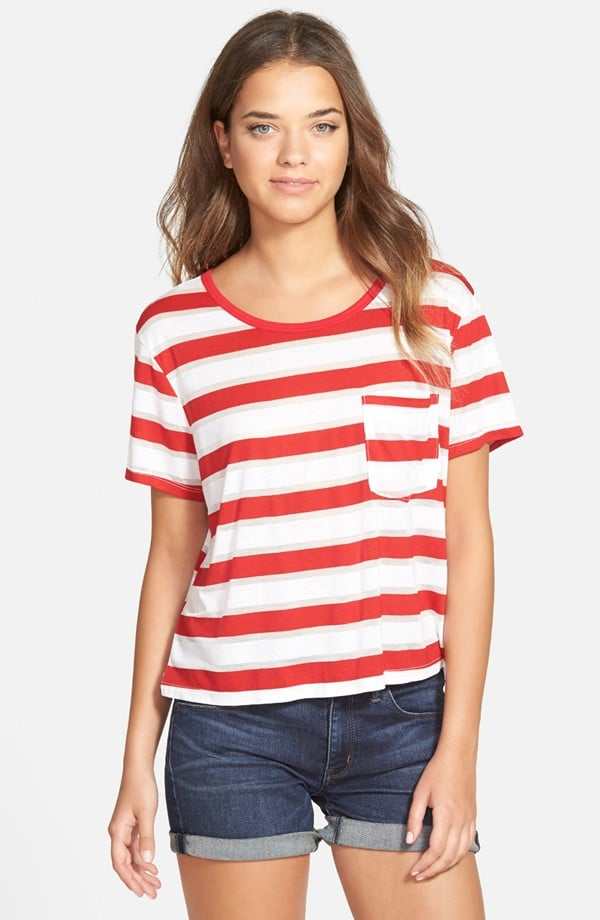 Stem Stripe Short Sleeve Tee ($38)