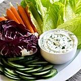 Make-Ahead Appetizer: Creamy Herb Dip